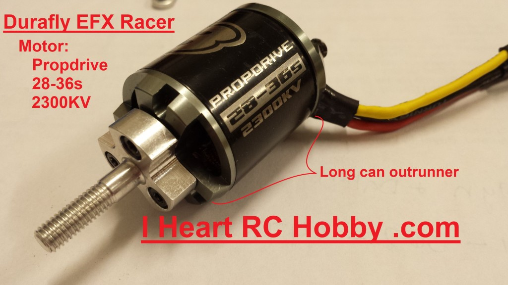 EFX Racer Motor PropDrive 1
